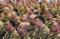 В ВСУ по контракту служат 100 иностранцев