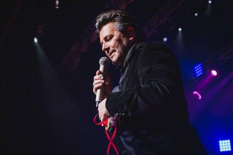 Томас Андерс выступит на фестивале в Киеве