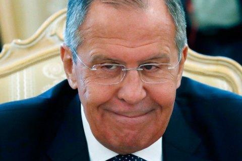 """Лавров заявил о готовности к диалогу с Кулебой, но """"не видит желания"""" со стороны Украины"""