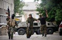 Боевики увеличивают группировку в Горловке