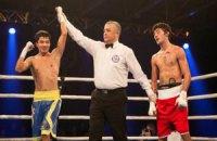 """Киргиз із """"Отаманів"""" став боксером місяця за версією AIBA"""