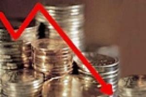 Зарплата украинцев в 2009 году уменьшилась на 10%