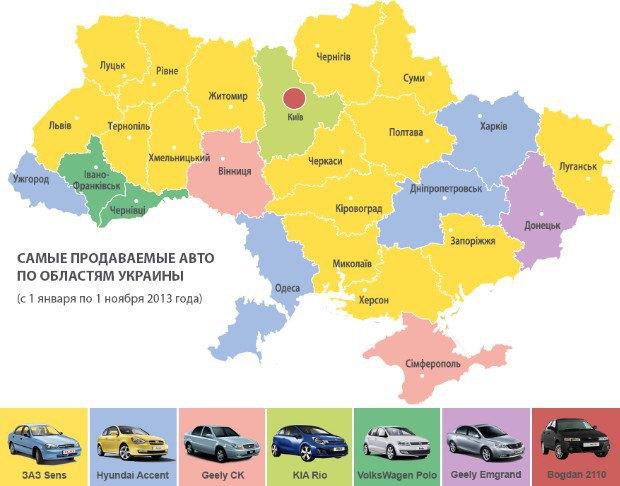 Инфографика Татьяны Кучеренко