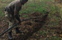 На границе с Молдовой нашли очередной спиртопровод