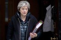 Мей готова піти у відставку після схвалення її угоди з Brexit