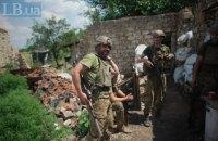 На Донбассе за сутки зафиксировано 13 обстрелов