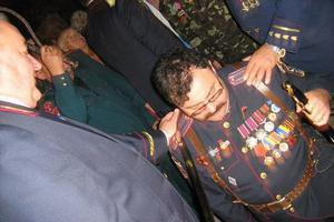 У Луганську затримали козацького отамана