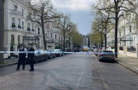 В Лондоне напали на автомобиль украинского посла (обновлено)