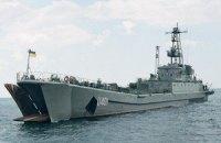 У Росії обіцяють повернути українські кораблі після закінчення війни на Донбасі