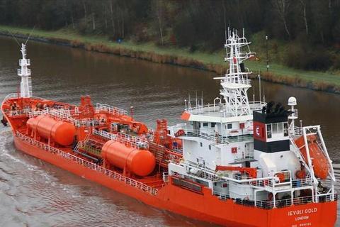 Турецьке судно розлило олію біля берегів України