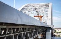Обнародован обновленный проект строительства Подольского моста в Киеве