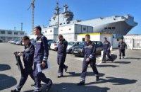 """Ситуація в Україні не відповідає умовам передачі Росії """"Містралів"""", - Франція"""