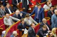 Рада приняла за основу законопроект о муниципальной милиции