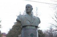 Горсовет Тального решил перенести памятник деятелю ЦК Компартии после уголовного производства