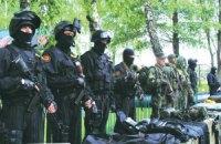 Спецназ освободил от сепаратистов Святогорск Донецкой области