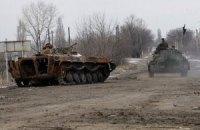 Бойовики ЛНР заявили про завершення відведення техніки
