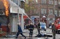Прокуратура: на Харьковской сработало взрывное устройство