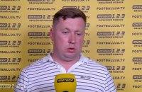 Після першого ж туру футбольний клуб вирішив знятися з розіграшу Першої ліги