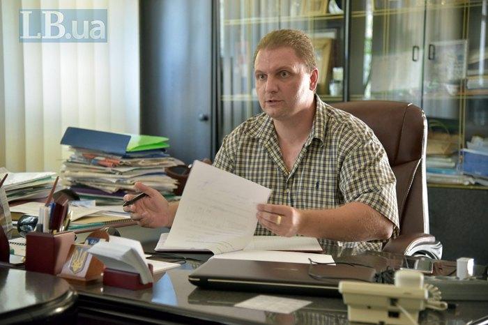 Сумской областной нарколог Тарас Злыденный
