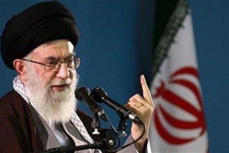 """Духовный лидер Ирана назвал США и """"дьявольскую"""" Британию главными врагами"""