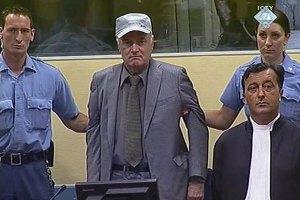 У Гаазі розпочався процес над Младичем
