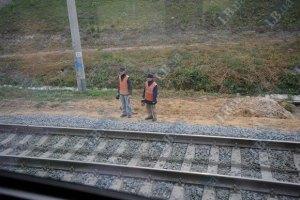 У Київській області суддя потрапив під потяг