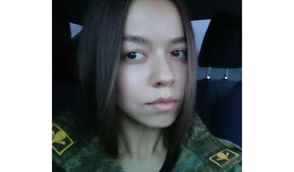 Александрова Екатерина Владимировна, военнослужащая в/ч 21208 (жена А. Александрова)