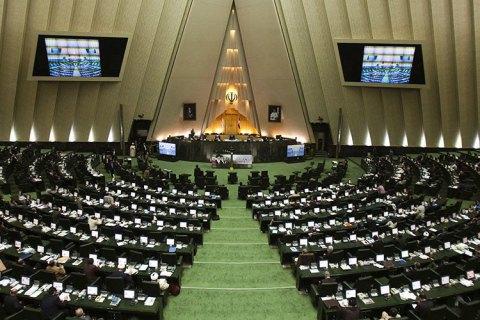 Парламент Ирана поддержал КСИР, несмотря на причастность к крушению украинского самолета