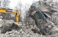 Хвилі нищівної декомунізації: в Україні продовжують руйнувати культурну спадщину радянського періоду