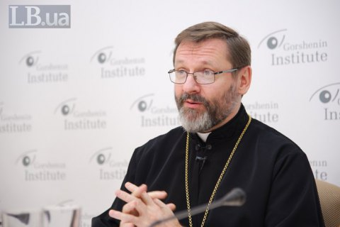 Глава УГКЦ дав поради, як служити в Страсний тиждень і на Великдень