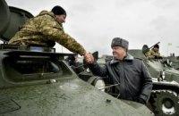 В Україну прибули 20 британських бронеавтомобілів