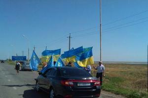 Кримські татари голосують у Херсонській області