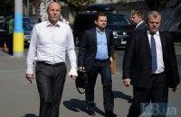 Парубий заявляет, что суд отказал Медведчуку в удовлетворении иска