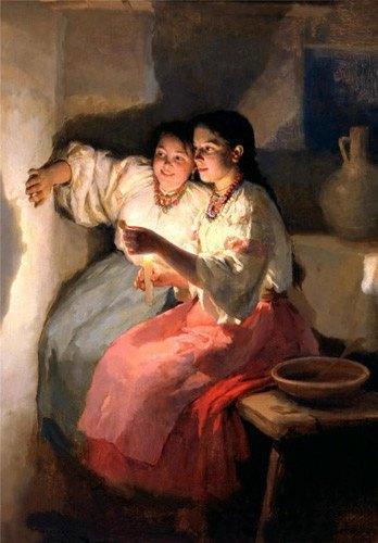 «Ворожіння», 1893