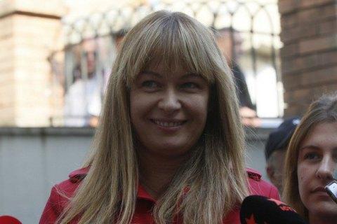 Дружина Саакашвілі знялася з виборів у Грузії