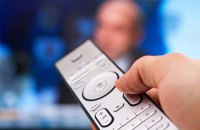 Чонгарская вышка начала транслировать телесигнал на Крым