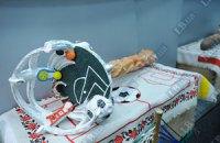 Украинский грузин изготовил 22 булавы для Евро-2012. Есть и булава Януковича