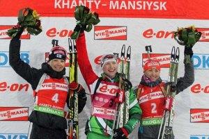 Вита Семеренко — лучшая спортсменка Украины в марте