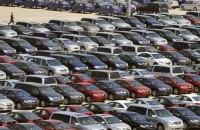 В 2017 году в Украину официально завезли больше 150 тыс. автомобилей