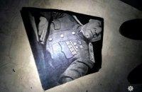 У Харкові розбили меморіальну дошку Жукову