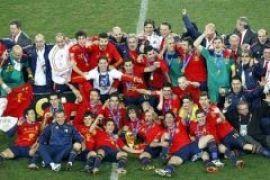 Испания возглавила рейтинг ФИФА