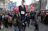 Мэры просят прекратить политическую расправу над Поповым