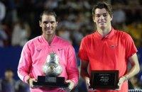 Надаль одновременно стал самым молодым и самым возрастным победителем турнира ATP в Акапулько