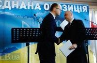 Турчинов уверяет, что Яценюк не копирует Тимошенко