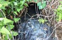 У курортній Кирилівці виявили трубопровід, що скидає нечистоти в Утлюкський лиман