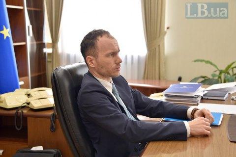 Глава Минюста Малюська назвал неактуальным расширение люстрации на чиновников времен Порошенко