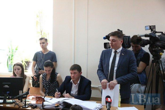 Прокурор Владимир Кривенко