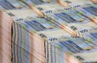 Залишки на Єдиному казначейському рахунку в грудні скоротилися майже на 40%