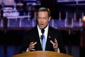 Екс-губернатор від Меріленду оголосив про участь у виборах президента США