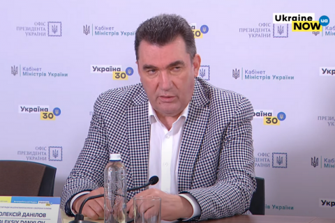 Данілов заявив, що корупція існує не тільки в Україні, і нагадав про Шрьодера і Саркозі